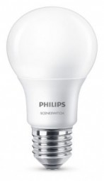 Philips E27 LED Lampe SceneSwitch 8W 806lm warmweiß
