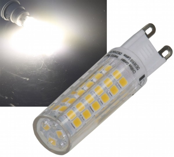 LED G9 6W neutralweiß