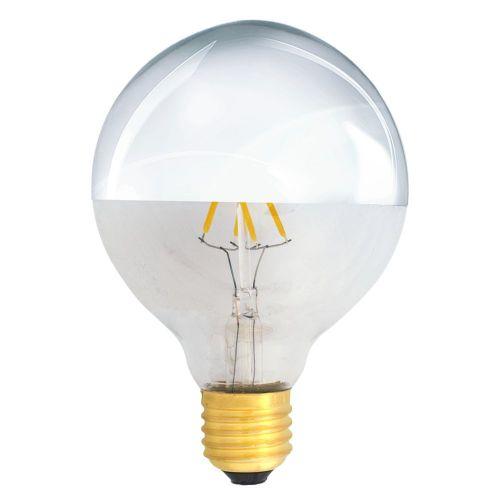 Eiko kopfspiegellampe g95 led e27 filament 4w warmwei 2700k 400lm 230v ebay - Kopfspiegellampe led e27 ...
