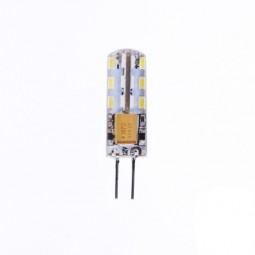LED G4 2W 12V AC/DC Leuchtmittel kaltweiß (Spot, Strahler, Halogen)