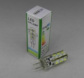 LED G4 2W 12V Leuchtmittel kaltweiß (Spot, Strahler, Halogen)