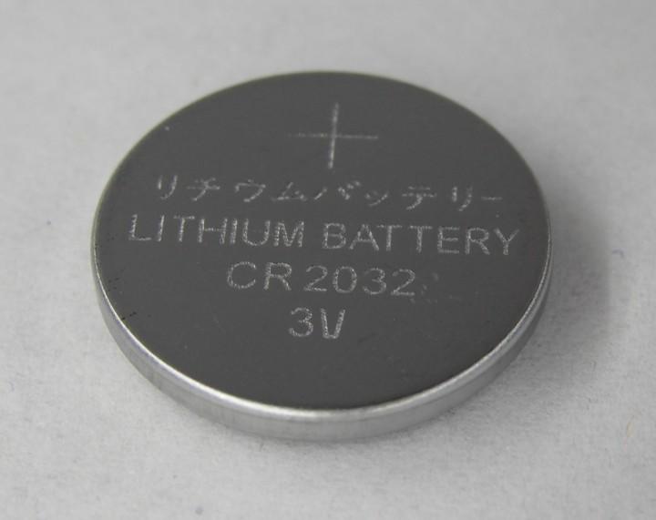 batterie 3v lithium knopfzelle cr2032 230 mah led ambiente und. Black Bedroom Furniture Sets. Home Design Ideas