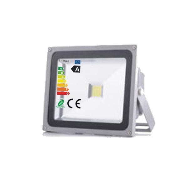 led fluter 30w cob high power strahler ip65 230v led ambiente und. Black Bedroom Furniture Sets. Home Design Ideas