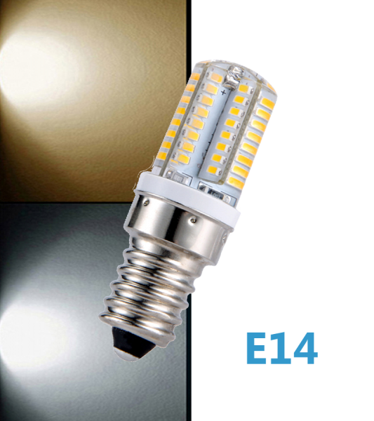 Kühlschrank-Leuchtmittel E14 LED 3W warmweiß neutalweiß | LEDkauf24 ...