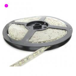 Flex LED Strip PINK 50cm 1m 2m 5m 3528 60 LED / m IP65