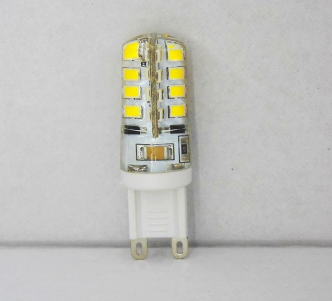led g9 5w 230v leuchtmittel warmwei spot strahler. Black Bedroom Furniture Sets. Home Design Ideas