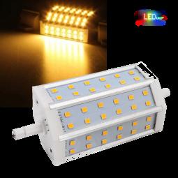 LED Halogenstab R7S 7W warmweiß 118mm Ersatz