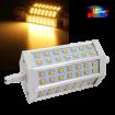 LuminousLED LED Halogenstab R7S 9W dimmbar warmweiß 118mm Ersatz