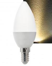 LED E14 3W Leuchtmittel kerzenform warmweiß neutralweiß