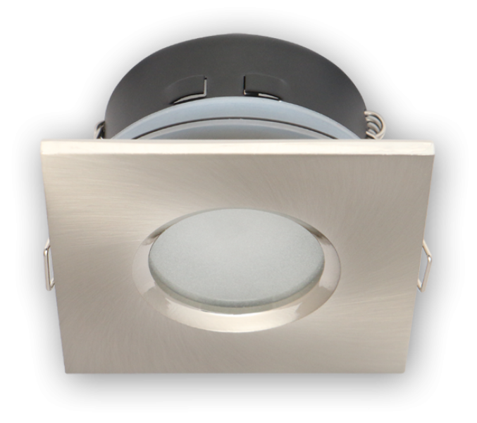 led einbaustrahler gu5 3 mr16 metall geb rstet spot wasserdicht led ambiente. Black Bedroom Furniture Sets. Home Design Ideas