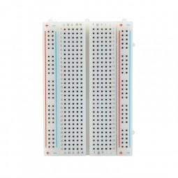 Steckplatine EIC-801 Steckplatine 84 x 54 x 8.5mm mit 100 Polklemmen