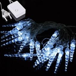 LED Lichterkette Eiszapfen 5m mit 8 Programmen
