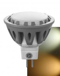 LED GU5,3 MR16 5W 6W Leuchtmittel warmweiß - neutralweiß